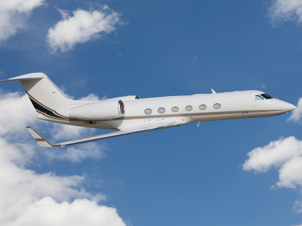 Private.jet .florida.gulfstream.g450