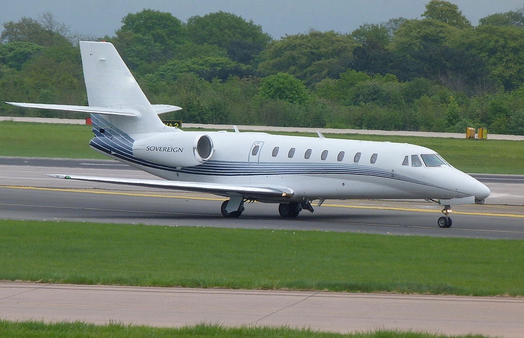 Cessna citation sovereign  5650621269  2